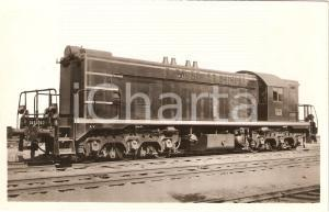 1950 FRANCE - SNCF Diesel electric Switching machine A1A' *Scheda tecnica